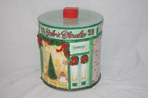 Christmas Collectible Cookie Jar