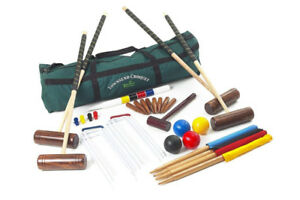~~Townsend – 9 wicket, 4 player Croquet Set~~ $315!!! Reg. $325