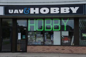 UAV & Plastic Model RC Darts Hobby Shop Owen Sound