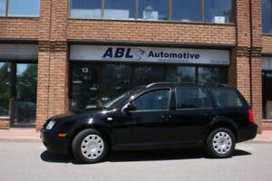 2005 VW Jetta Wagon Only 125000km