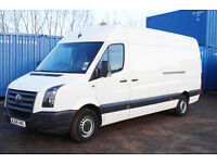 Man and Van Services, Professional, Reliable & Friendly Short-Notice Services