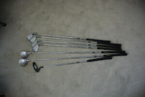 Ladies Left Hand Clubs