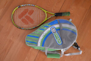 Raquette de tennis junior