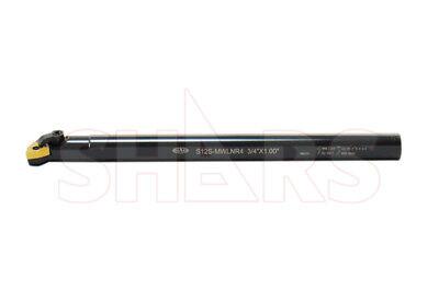 "Shars 1//2/"" x 1//2/"" Indexable Stubby Length Boring Bars TCMT 21.5 New"