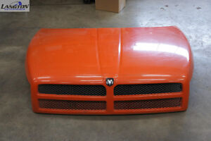 Hood / Grill for 94-02 Dodge Ram Pickup