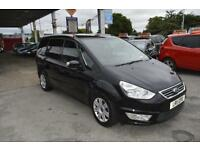 Ford Galaxy 2.0TDCi ( 140ps ) Powershift 2011MY Zetec AUTOMATIC 7 SEATER