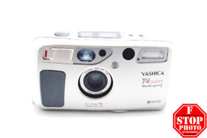 Yashica T4 Super with Carl Zeiss T* 35mm f3.5 Lens Film Camera