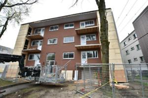 appartement 41/2 neuf à louer, métro concorde, grand, Laval