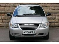 2008 Chrysler Grand Voyager 2.8CRD auto Executive XS- PART EXCHANGE TO CLEAR -