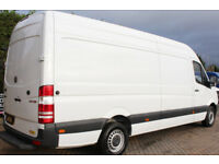 LET-DOWN by other Provider? £12ph Call Now Short-Notice Man and Van Hire Free BOOKING