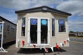 Static Caravan Nr Fareham Hampshire 2 Bedrooms 6 Berth ABI Fairlight 2017