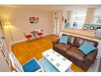 Chic Stockbridge Holiday Let Apartment