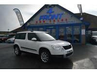 2012 SKODA YETI ELEGANCE TDI CR 2.0 MANUAL DIESEL 5 DOOR 4X4 HATCHBACK DIESEL