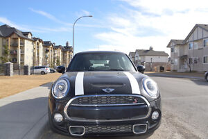 2014 MINI Mini Cooper S Black Coupe (3 door)