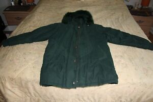 Women's winter jacket with hood