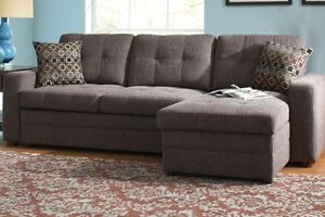Sectional, Sofa bed with storage