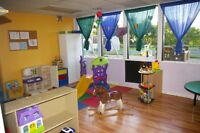 Infant/Toddler Space in High Quality Licensed Riverview Daycare