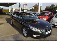 Peugeot 508 SW 1.6 E-HDI ( 115bhp ) EGC 2012MY SR AUTOMATIC STOP & START