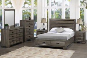 Sarnia Sleep Centre | Jenna Platform Bed