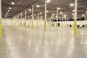 LARGE WAREHOUSE SPACE - CAMBRIDGE, KITCHENER, AND GUELPH