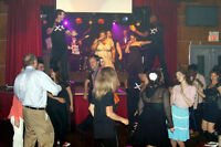Funk Party Band for Weddings and Events