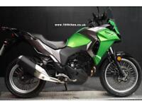 67 KAWASAKI KLE VERSYS X 300 CHF ABS A2 LICENCE 1,200 MILES