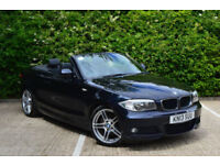 BMW 120 2.0TD 2013MY d Sport Plus Edition