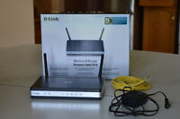 D-Link Wireless N Router like new $20