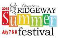 Historic Downtown Ridgeway 2018 Summer Festival