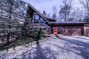 GORGEOUS HOME HURON WOODS  #64