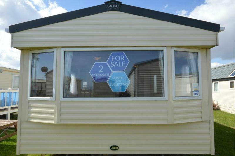 Static Caravan Paignton Devon 2 Bedrooms 6 Berth ABI Eminence 2012 Waterside