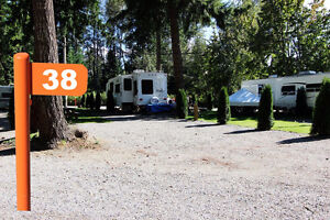 Magna Bay RV lot for sale on Shuswap Lake!