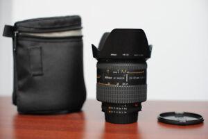 Nikon AF NIKKOR 24-85mm 1:2.8-4 D (+Macro) Lens