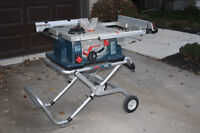Bosch 4100-09 Worksite Table Saw