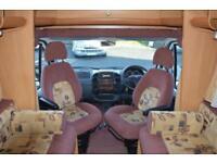 2005 SWIFT FREESTYLE 530LP 2.0 DIESEL MANUAL 2 BERTH 2 TRAVELLING SEATS MOTORHOM