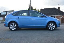 2010 Ford Focus Zetec in excellent condition