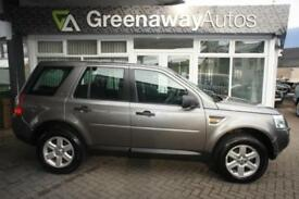 2007 LAND ROVER FREELANDER TD4 GS GREAT EXAMPLE FULL HISTORY ESTATE DIESEL
