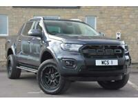 2021 Ford Ranger 2.0 EcoBlue Wildtrak Double Cab Pickup Auto 4WD (s/s) 4dr
