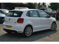 2016 Volkswagen Polo 1.4 TSI ACT BlueGT 5dr DSG Hatchback Auto Hatchback Petrol