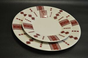 REDUCED - MUST SELL Ukraine Dish Set with Accessories Strathcona County Edmonton Area image 2