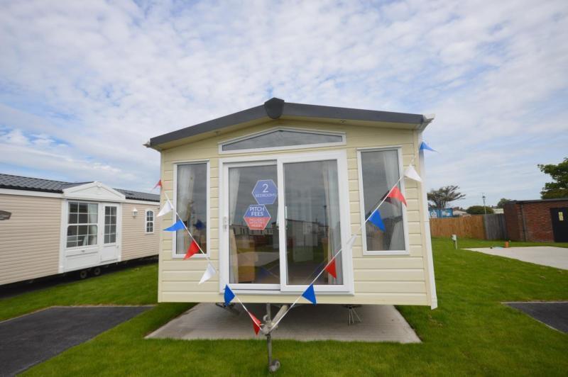 Static Caravan Felixstowe Suffolk 2 Bedrooms 6 Berth Carnaby Highgrove 2008