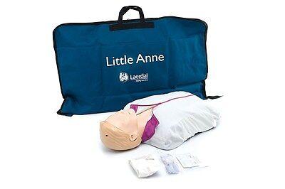 Laerdal Little Anne NEUES Modell CPR Erste-Hilfe Übungspuppe