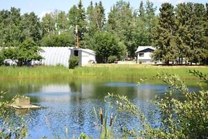 Acreage for sale. Country Oasis for Growing Family