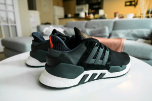 adidas EQT Support 91/18 / Core Black - 10.5