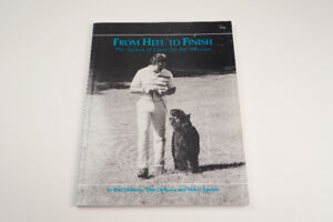 """""""From Heel to Finish"""" Ghent Dog Training Obedience 1994 1st"""