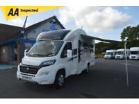 2016 BESSACARR E462 MOTORHOME FIAT DUCATO 2.3 DIESEL 6 SPEED MANUAL 2 BERTH MOTO