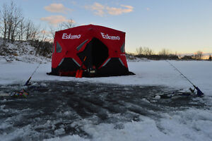 Ice Fishing Equipment Rental