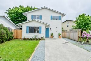 Updated Chilliwack Home perfect for the First time home buyer