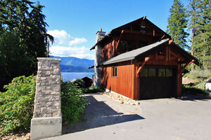 Shuswap Lake Vacation Rental - Lodge 23 Carmel Beach Resort!