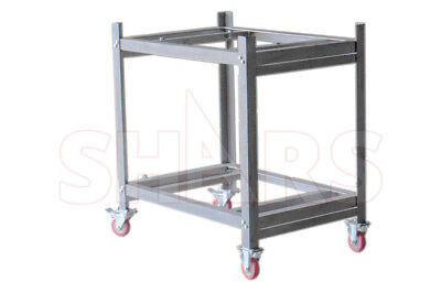 Shars 36x24 Steel Rolling Inspection Surface Plate Stand 24x36 32 Height New